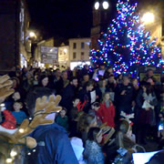 Wincanton Christmas Extravaganza is on Saturday 2nd December