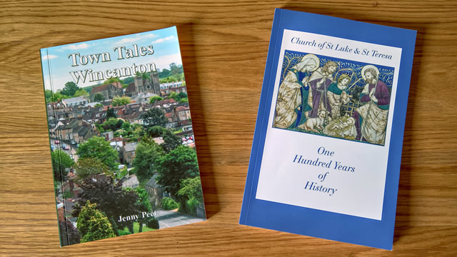 Books about Wincanton, from which some of the information in this article was taken
