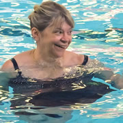 New adult swimming lessons at Wincanton Sports Centre