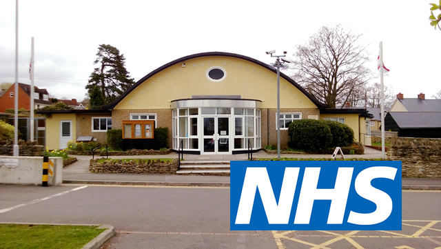 NHS public meeting at Wincanton Memorial Hall