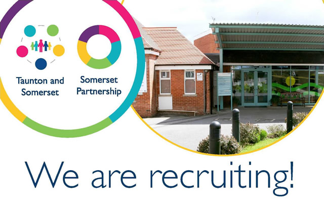 Wincanton Community Hospital is recruiting trained nurses