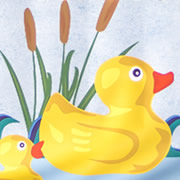 It's Our Lady's annual Duck Race tomorrow!