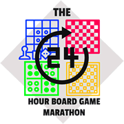 The 24 Hour Board Game Marathon is coming to Wincanton!