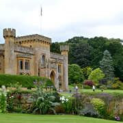 Compton Castle is opening its gardens again in aid of The Balsam Centre