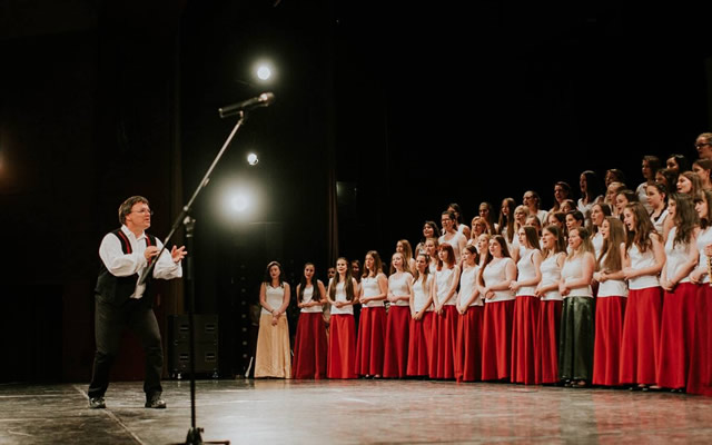 Miraculum, an award-winning Hungarian children's choir