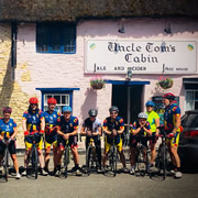 Wincanton Wheelers ride for Winky Kicks Cancer this Sunday