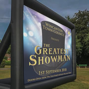 The Greatest Showman: FREE open-air movie at Cale Park!