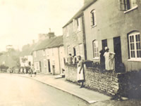 Bayford High Street in 1935