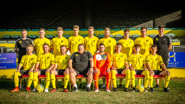 Wincanton Town Football Club 2018