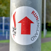 Wincanton's Cale Park now has a measured 1km running route