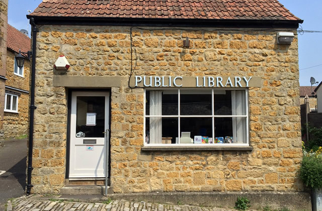 Castle Cary Public Library