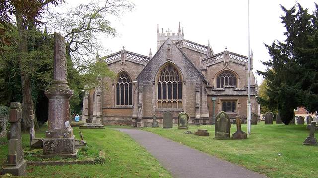 St Peter & St Paul's Church, Wincanton
