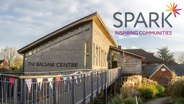 Spark Somerset is hosting a Community Connector volunteering workshop at the Balsam Centre