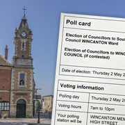 Wincanton Town Council election candidates 2019