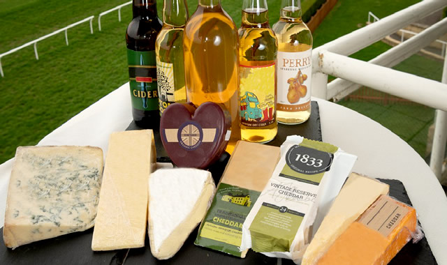 Cheese and Cider Night at Wincanton Racecourse