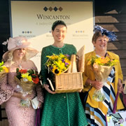 Ladies' Night brought Wincanton's racing season to a glamorous conclusion