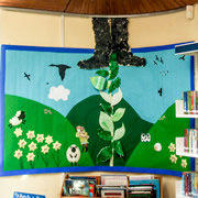 Wincanton Library has been a hive of activity this year, with more to come