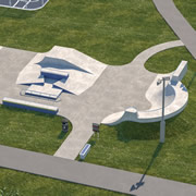 Come and see the design for Wincanton's new skate park on Monday 24th June