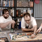 The 24-Hour Board Game Marathon is coming back to Wincanton!