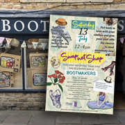 Refresh your wardrobe at the Bootmakers monthly swap-shop