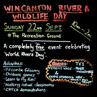 C.A.T.C.H. River & Wildlife Day