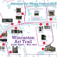 Wincanton Art Trail: 21st September - 6th October