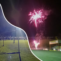 Spooky Fireworks & Bonfire at Wincanton Sports Ground