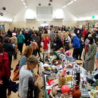 The Winter Fair at the Racecourse - supporting The Balsam Centre