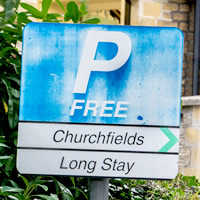 Wincanton has voted to keep free parking [at point of use]
