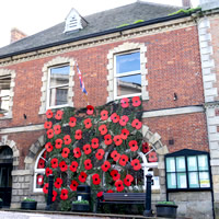 Remembrance 2019 parade and service timings