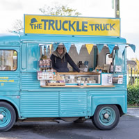 Love cheese? You'll love The Truckle Truck