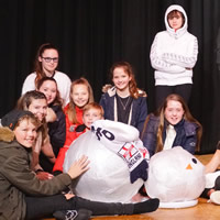 Wincanton Youth Theatre presents 'Now That's What I Call a WYT Christmas!'