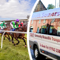 CAT Bus -> Racecourse timetable 2019/20