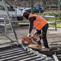Work has begun on Wincanton's new skate park!
