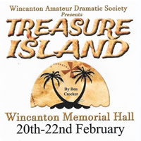 Wincanton Amateur Dramatic Society presents Treasure Island