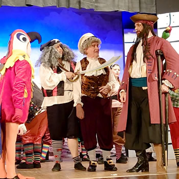 REVIEW: Treasure Island by Wincanton Amateur Dramatic Society