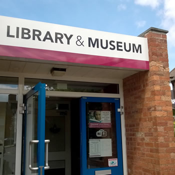 Wincanton Library is open again! Sort of...