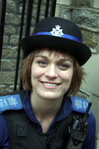 Jenny Maynard, PCSO (Police Community Support Officer)