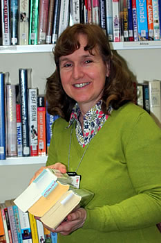 Shirley Hoare, Assistant Librarian