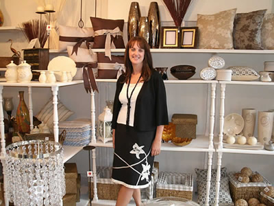 Anna Cuff - Owner of Elegant Homes