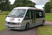 What is the RING AND RIDE Community Accessible Transport Scheme?