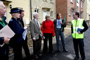 PACT (Partners and Communities Together) Walkabout, 23rd October