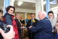 Opening of St. Margaret's Hospice New High Street Shop